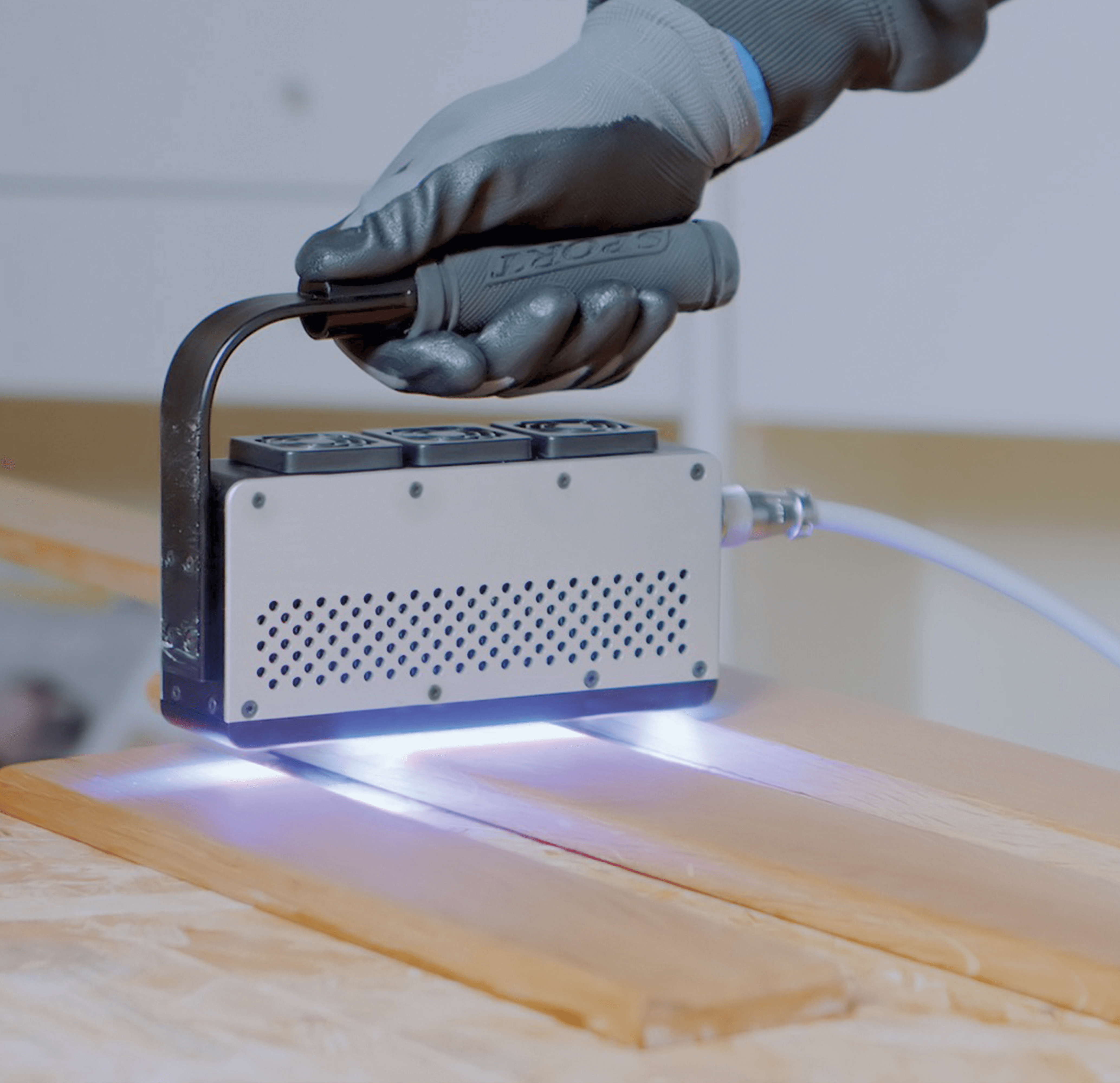 led-curing-hand-unit